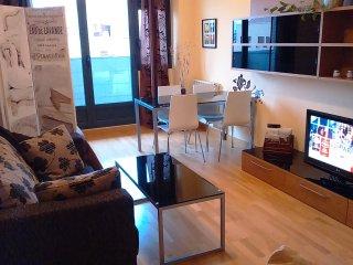 Apartamento para 6 personas, Logroño