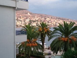 Amazing flat 20mt from beach, Sarande