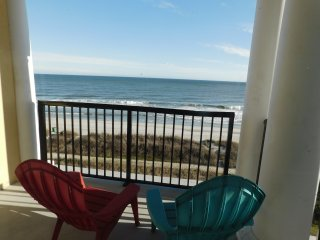 3 bedroom beachfront condo starting at $225/night, Myrtle Beach