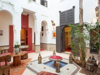Riad overlooking Bahia Palace (Asilah/Tarfaya) RSW, Marrakesh