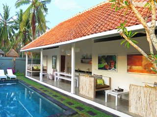Gili Khumba Villas Two Bedroom, Gili Trawangan