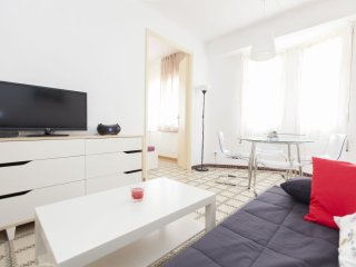 Plaza España Fira apartment in Poble Sec with WiFi & airconditioning., Barcelona