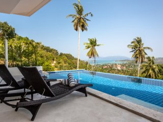 The Ridge Villa 5 (Panoramic Seaview), Plai Laem