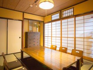 Ojizoya - Traditional house in local neighborhood