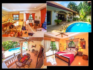 Tropical 2 bedroom pool villa - Bon Island Villa, Rawai