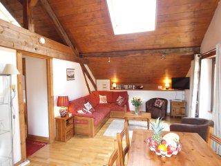 Le Chamois - House Argoat 3, Chamonix