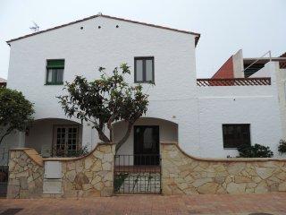 Acogedora casa adosada en Palamós