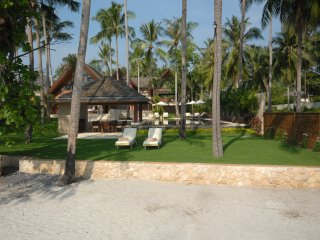 Baan Ora Chon 5BR free-4-kids beachfront