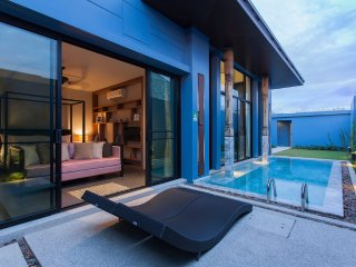Layan Beach New 1 Bed Pool Villa, Thalang District
