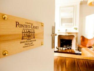 Appartement Château Pontet Canet