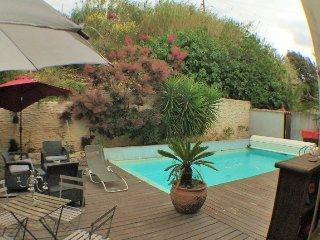 Villa front de mer à Marseille avec piscine privée