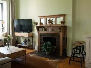 Central Park  1Bedroom Apartment in Gem Upper West Side Brownstone - Great view!, Nueva York