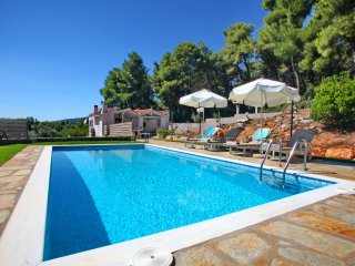 Kardous Pine Trees,  a dreamy villa with private pool near to Panormos!!!!