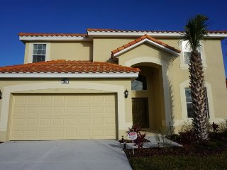 Stay close to the clubhouse in this spacious 6 bedroom Aviana Resort Orlando vacation rental home., Davenport