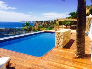 Villa Ambolo - stylish luxury villa 3 appartments, Javea