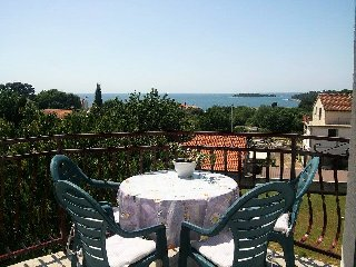 Two bedroom apartment Sara vith sea view, Rovinj