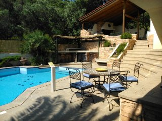 Palio pool garden villa close to the beach