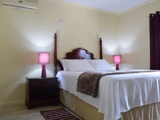 Jamaica Vacation Rentals - One bedroom City Condo, New Kingston