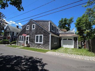 Wonderful Four Bedroom Home In-Town Edgartown