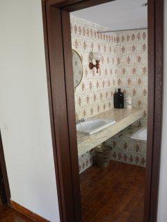 Estudio Terraza baño