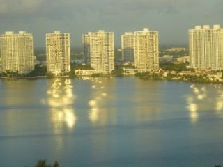 Two bedroom three bath on ocean in Sunny Isles