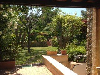 Affitto appartamento in villa 7 posti piscina Mazzaforno Cefalù