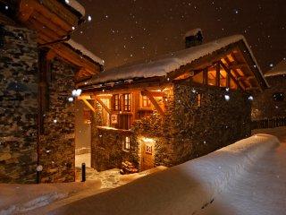 Chalet Merlo Luxury Ski chalet Sainte Foy, Sainte-Foy-Tarentaise