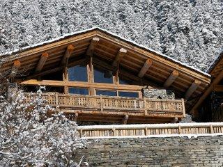 Chalet Merlo Luxury Ski chalet Sainte Foy