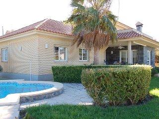 Impresionante Villa para tus vacaciones, Deltebre