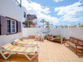 Playa de acogedor apartamento en Lanzarote, Puerto Del Carmen