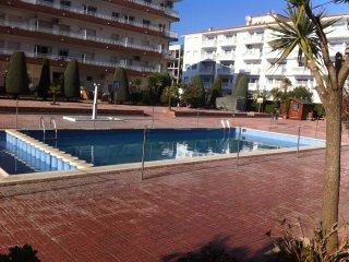 Apartamento a 100 metros de la playa de S'abanel, Blanes