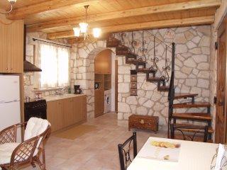 Socrates three-bedroom villa  with sea view