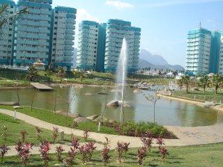 AP proximo ao centro olimpico Barra da Tijuca
