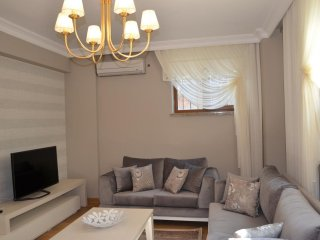 Fatih Lux Residence II apartment in Aksaray with WiFi, airconditioning & lift., Istanbul