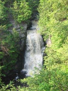 Bushkill Falls-Local attraction
