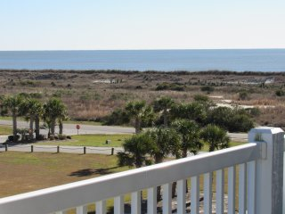 4 bedroom 4 bath unobstructed ocean view villa, Ocean Isle Beach