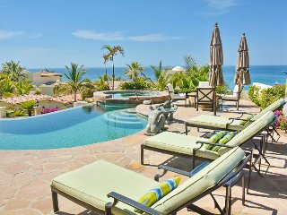 5BD Villa in Secluded Beachfront Community, Relax!, San Jose del Cabo