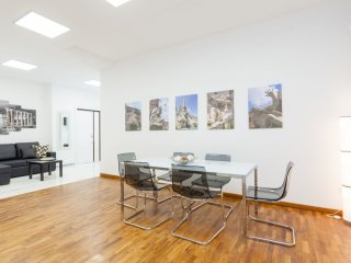 Casa Flaminia Deluxe apartment in Borghese-Parioli with WiFi, airconditioning