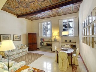 Capponi apartment in Duomo with WiFi., Florencia