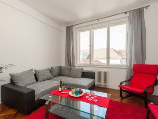 Masna apartment in StareMesto with WiFi, balkon & lift.