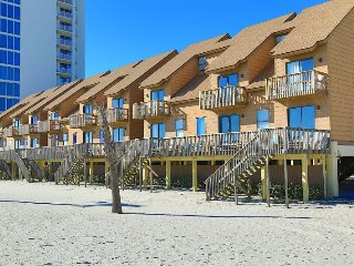Ocean Reef 802 - Direct Gulf Front Townhouse, Gulf Shores