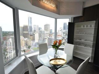 Yorkville Penthouse with Breathtaking city views