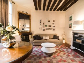 Le Marais apartment in 03eme - Temple - Le Marais with WiFi.
