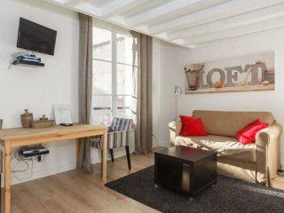 Loft Copreaux apartment in 15ème - Seine with WiFi., Parijs