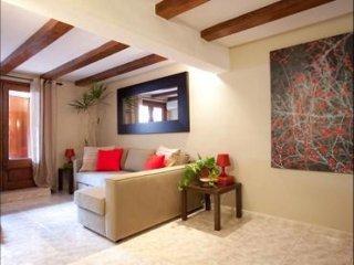 Eixample Aragó apartment in Eixample Dreta with WiFi, airconditioning (warm / koud), privéterras & …, Barcelona