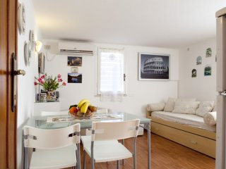 Trionfale Terrazza apartment in Cipro with WiFi, airconditioning (warm / koud, Rome
