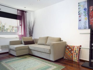 Flor Àtic III apartment in Barrio Gotico with WiFi, airconditioning (warm / koud) & lift., Barcelona