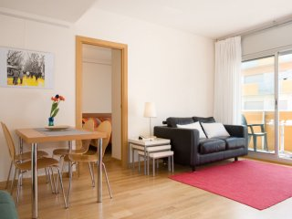 Rosa Sol apartment in Vila Olímpica with WiFi, airconditioning (warm / koud, Barcelona