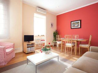 Corsega Centrico apartment in Gracia with WiFi, airconditioning (warm / koud