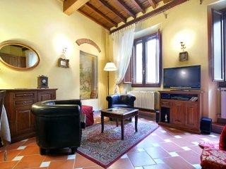 Scala Rustica apartment in Santa Maria Novella with WiFi & airconditioning, Florencia